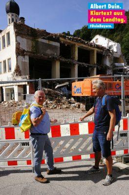 Günther Fuhrmann und Torsten Mohr